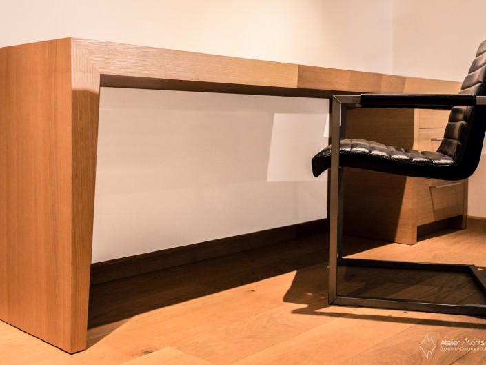 Rif Blanc Bureau Design - Atelier Monts & Merveilles Serre-Chevalier